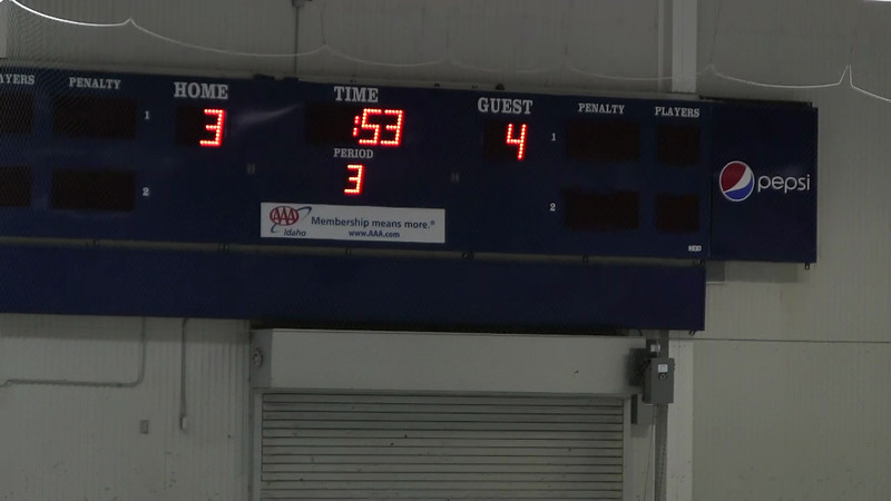 Game 4 vs Tacoma Rockets, 3rd period, Part 1 of 2