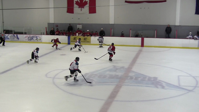 2nd period highlights. Goal by #13