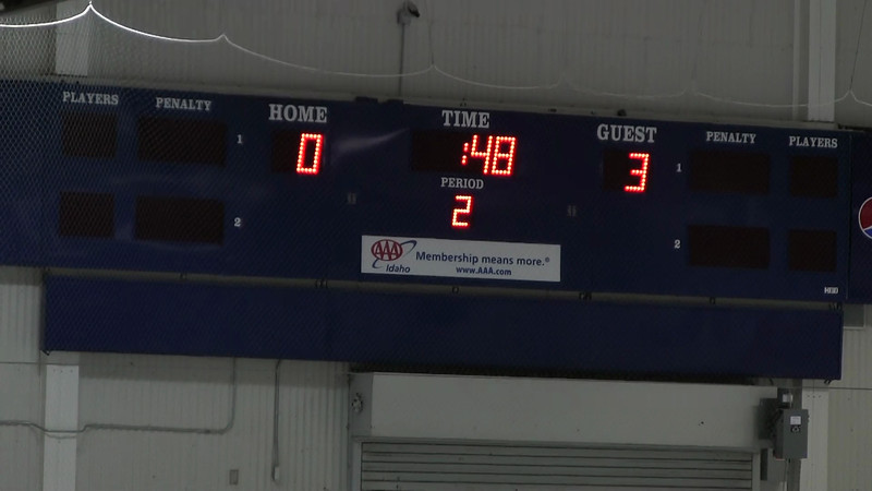 Game 4 vs Tacoma Rockets, 2nd period, Part 1 of 2