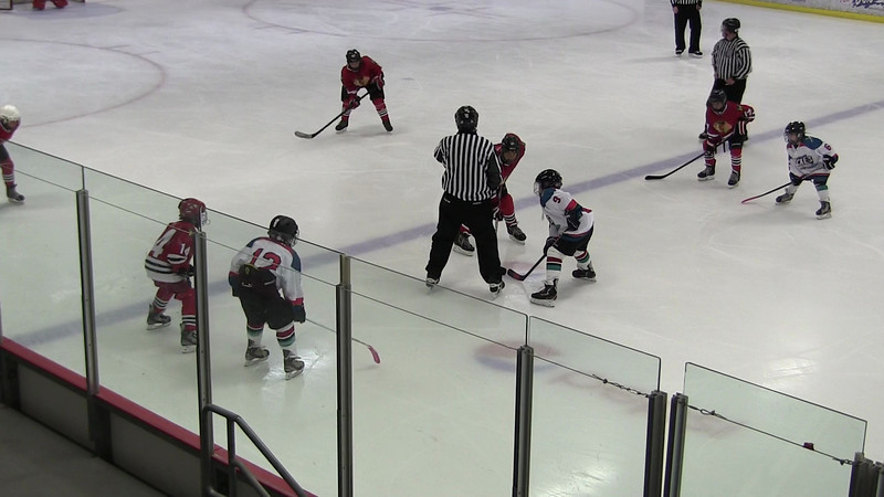 Game 4 vs Tacoma Rockets, 1st period, Part 2 of 2