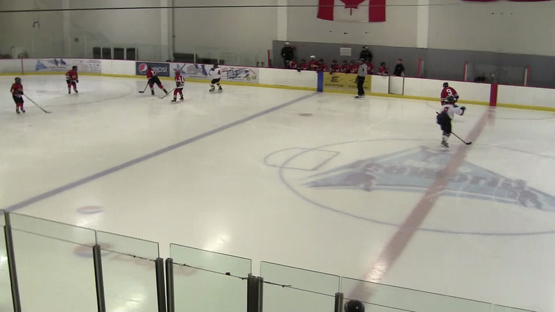 Game 4 vs Tacoma Rockets, 1st period, Part 1 of 2