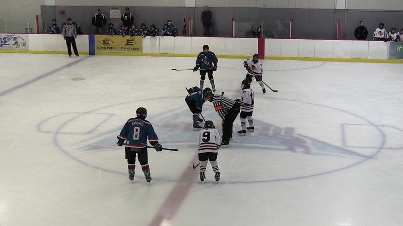 Game 5 vs Tacoma Rockets, 1st period, Part 2 of 2