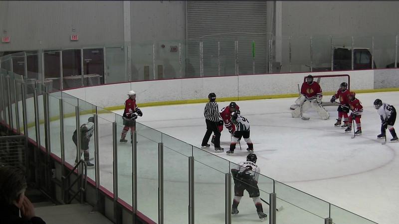 4th Goal Against, Penalty Kill, 3rd period