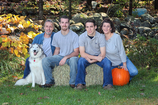 2012 Family & Portraiy