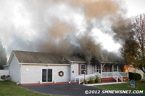 St  Mary's County House Fire 0001