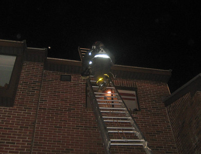 1 Highwood Drive, Franklin - 2nd Alarm: April 4, 2012