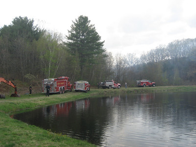115 Park Street, Norfolk - Brush Fire: April 21, 2012