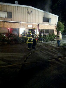 115 Union Street, Millis - 3rd Alarm: June 20, 2012