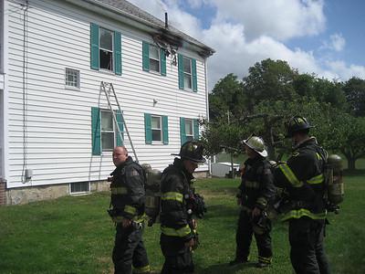 12 King Street, Franklin - 2nd Alarm: September 8, 2012
