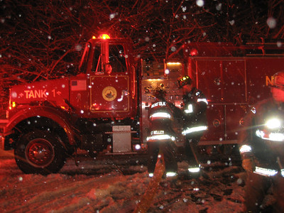 2 Wildbrook Road, Medway - 2nd Alarm: December 29, 2012