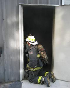 8 Sherwood Drive, Norfolk - Working Fire: June 8, 2012
