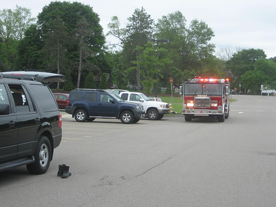 King Philip Regional High School, Wrentham - Electrical Fire: May 25, 2012