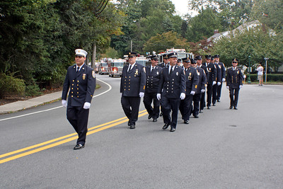 58th Annual Northern Valley Fire Chief's Parade Held in Demarest