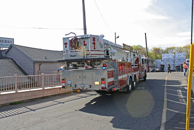 Midland Park Mutual Aid Drill at  Kuiken Brothers Lumber Co. Inc. 4-15-12 Midland Park , Wycoff , Ridgewood  , Oakland , Harthrone , Fair Lawn , Glen Rock  , Ho-Ho-Kus  &  Waldwick  EMS Midland Park & Ho-Ho-Kus Also Franklin Lakes FD