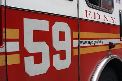NJMFPA  Bus Trip To FDNY 4-22-12