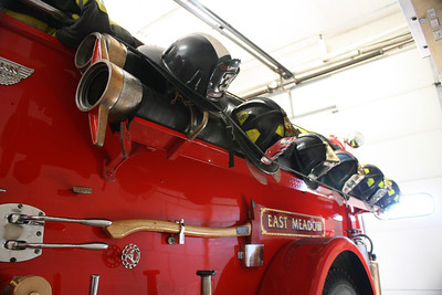 Nassau County Long Island NY Fire House Hopping / Apparatus 2-26-12