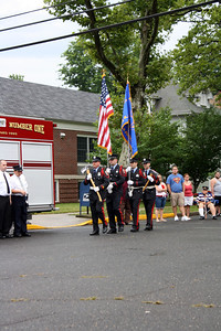 Ridgefield Park Inspections & Awards ceremony 7-4-12