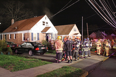 Rutherford 2nd Alarm 415 Union Ave 4-3-12