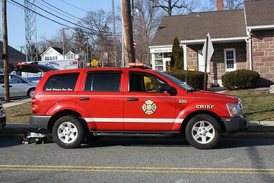 Waldwick 2nd alarm E.Prospect St. Restaurant Fire 3-6-12