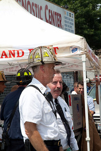 FDNY Chief of Dept. Edward Kilduff