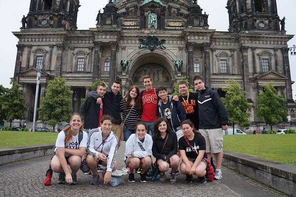 2012 German Exchange
