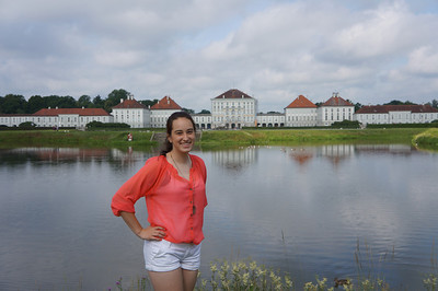 Nymphenburg Palace and Olympics