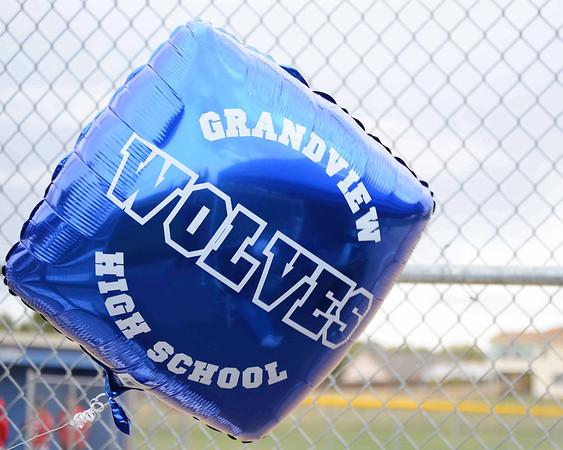 Cherry Creek at Grandview - Senior Day - October 4, 2012