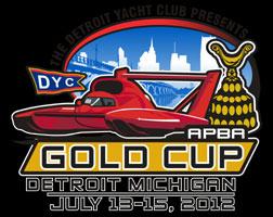 2012 Detroit Yacht Club APBA Gold Cup