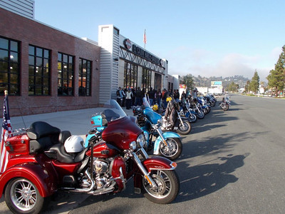 Memorial Day Fort Rosecrans Ride