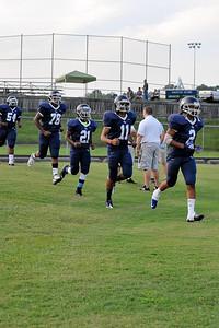 2012 HS Varsity Football