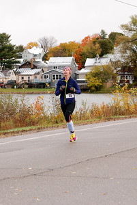 Harvest Half and 5K finish -33