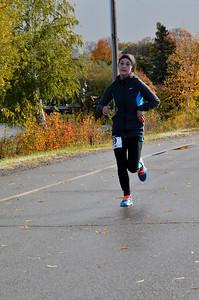 Half Marathon and 5K finish-48