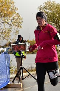 Half Marathon and 5K finish-34