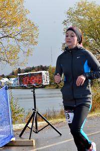 Half Marathon and 5K finish-49