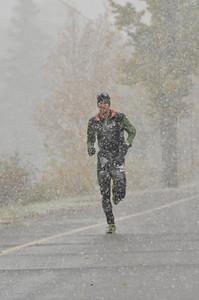 Half Marathon and 5K finish-5