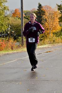 Half Marathon and 5K finish-38
