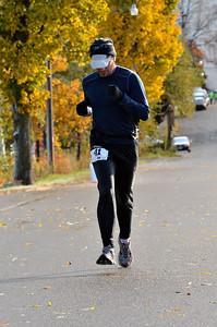 Half Marathon and 5K finish-50