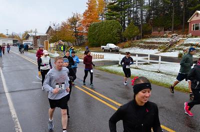 Harvest Half Marathon start and trail run-47