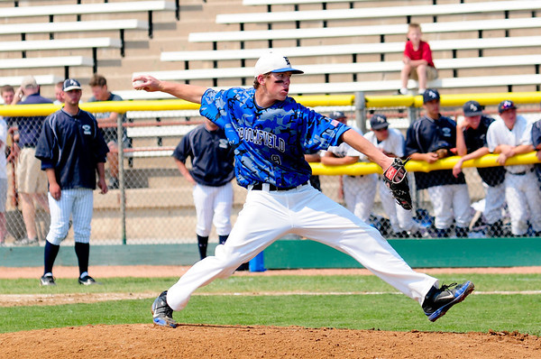 Air Academy vs Broomfield - First game - May 28th 2012