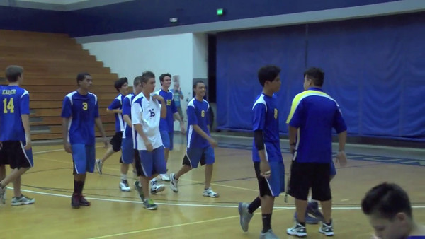 "MOHS Varsity Boys Volleyball ""vs"" Kaiser (3-1)"