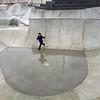 Tao in Skate Park