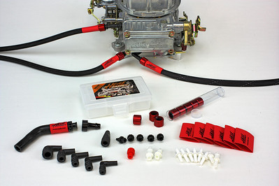 Hose Candy Carb COupler Holley HDR2