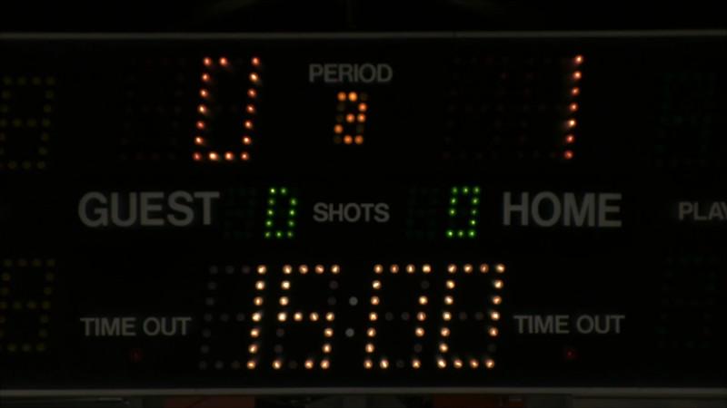 12/27/2012 vs North Delta 2nd Period Part 1