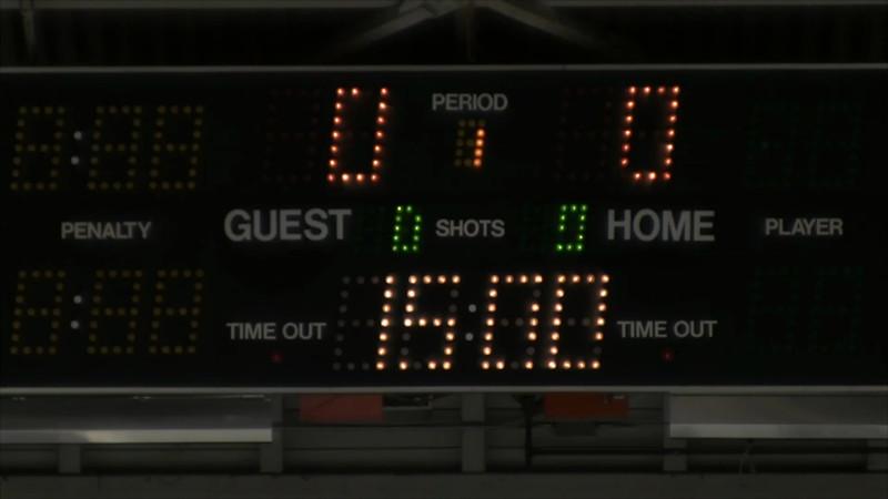 12/27/2012 vs North Delta 1st Period Part 1