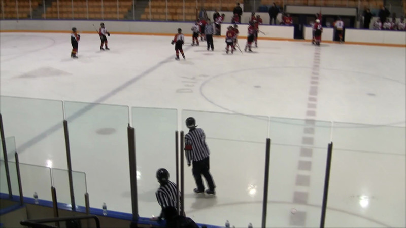 12/27/2012 vs North Delta 2nd Period Part 2
