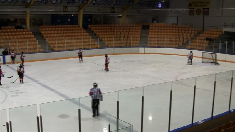 12/27/2012 vs North Delta 1st Period Part 2