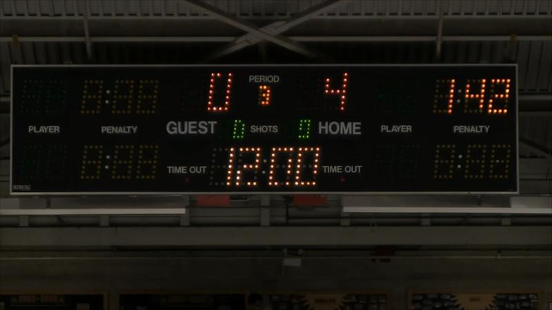 12/27/2012 vs North Delta 3rd Period Part 1