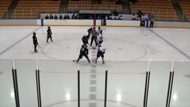 12/28/2012 vs North Vancouver 1st Period Part 1