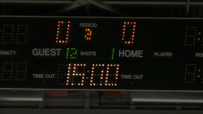 12/28/2012 vs North Vancouver 2nd Period Part 1