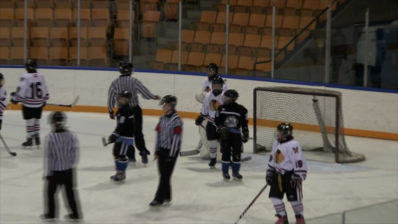 12/28/2012 vs North Vancouver 1st Period Part 2
